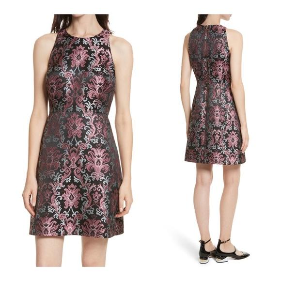 kate spade Dresses & Skirts - KATE SPADE Tapestry Jacquard Dress 00 NWT